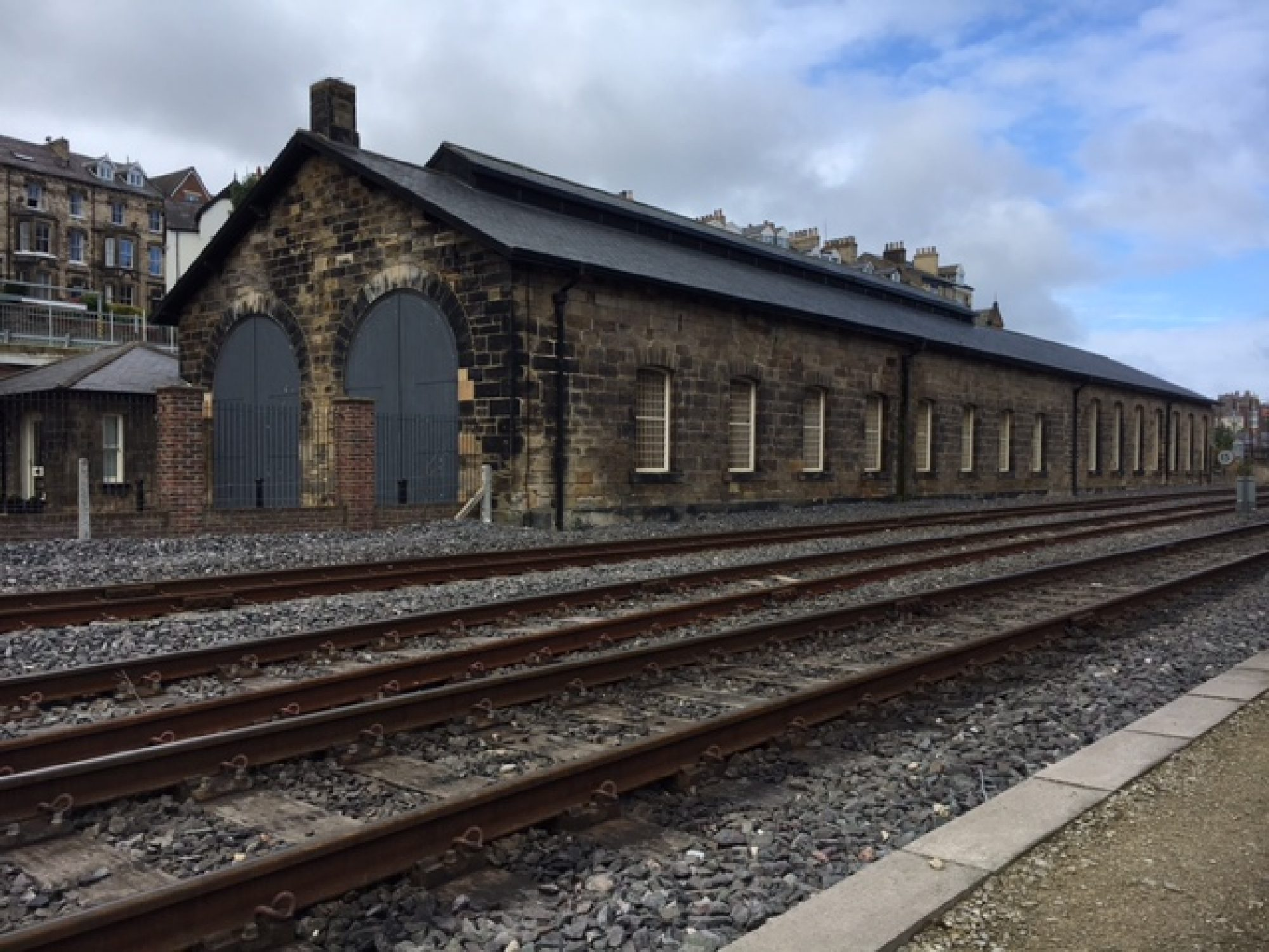 The Engine Shed, Whitby